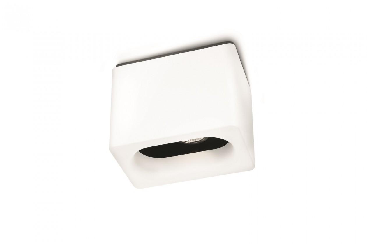 Mambo - Stropní osvětlení GU 10, 14,4cm (bílá)