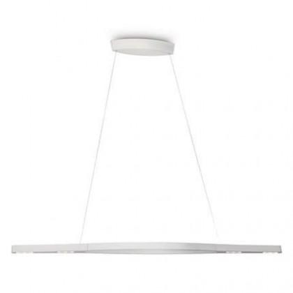 Mambo - Stropní osvětlení LED, 116cm (bílá)