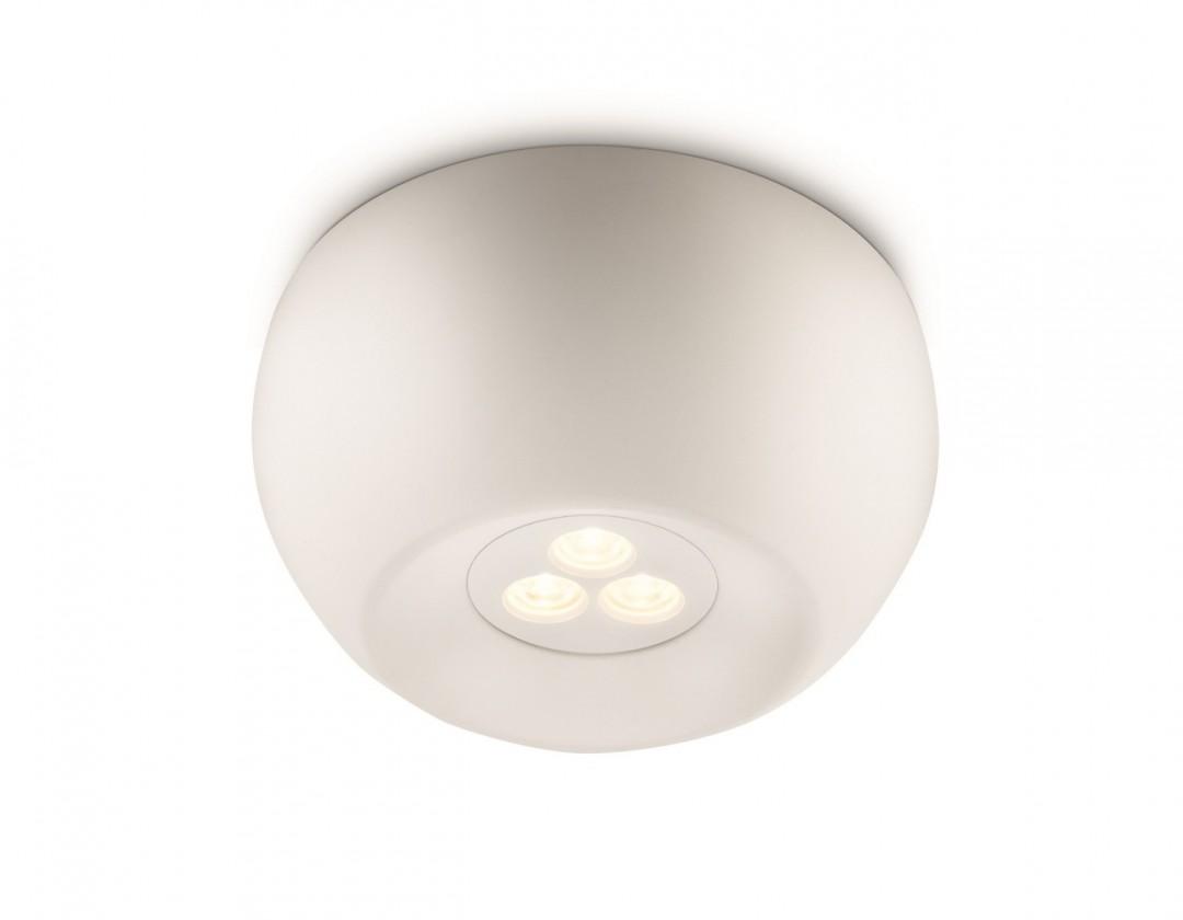 Mambo - Stropní osvětlení LED, 12cm (bílá)