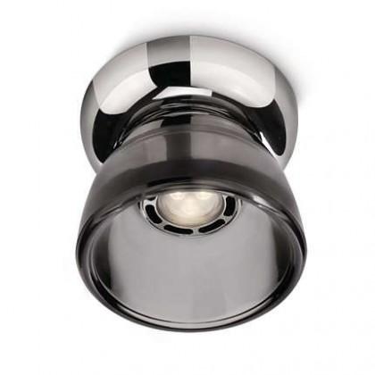 Mambo - Stropní osvětlení LED, 14,3cm (lesklý chrom)