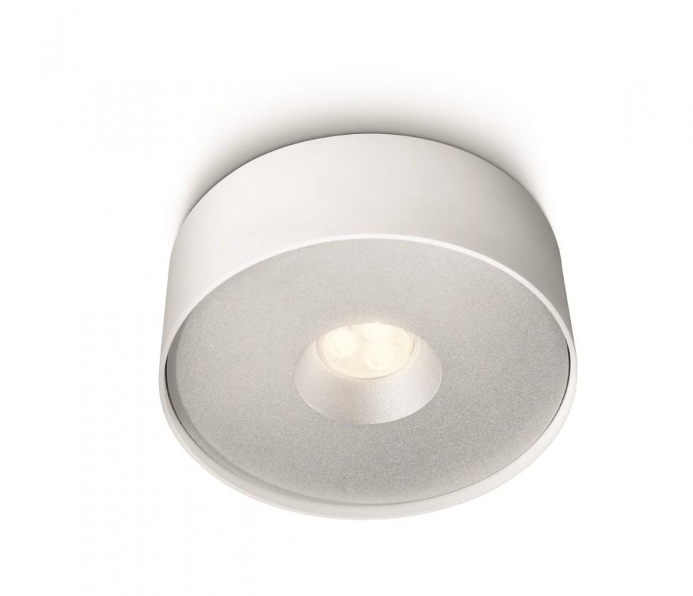 Mambo - Stropní osvětlení LED, 15,8cm (bílá)