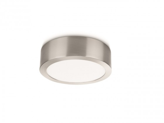 Mambo - Stropní osvětlení LED, 23,2cm (matný chrom)
