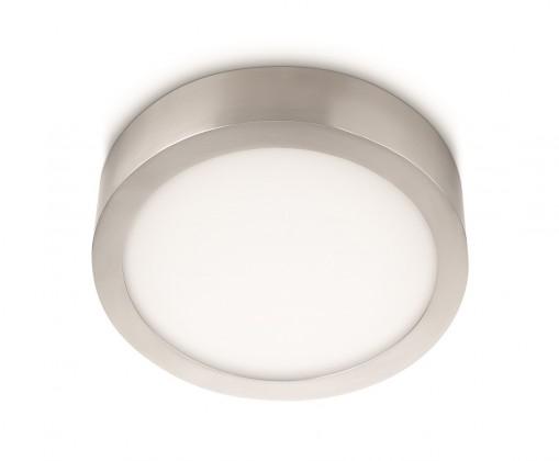Mambo - Stropní osvětlení LED, 24,4cm (matný chrom)