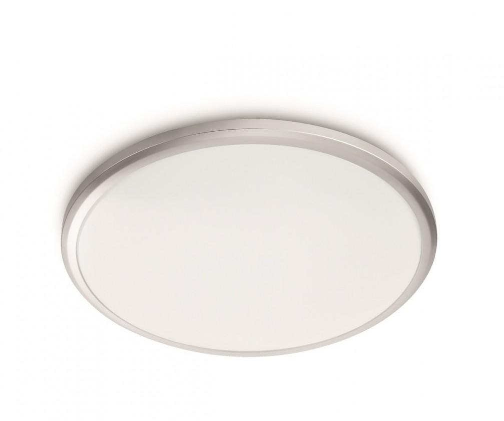 Mambo - Stropní osvětlení LED, 29cm (bílá, šedá)