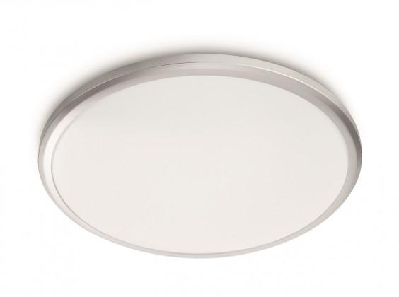 Mambo - Stropní osvětlení LED, 29x6,6x29 (bílá, šedá)