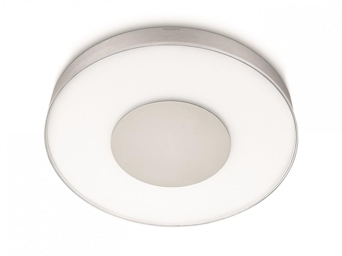 Mambo - Stropní osvětlení LED, 33,6cm (matný chrom)