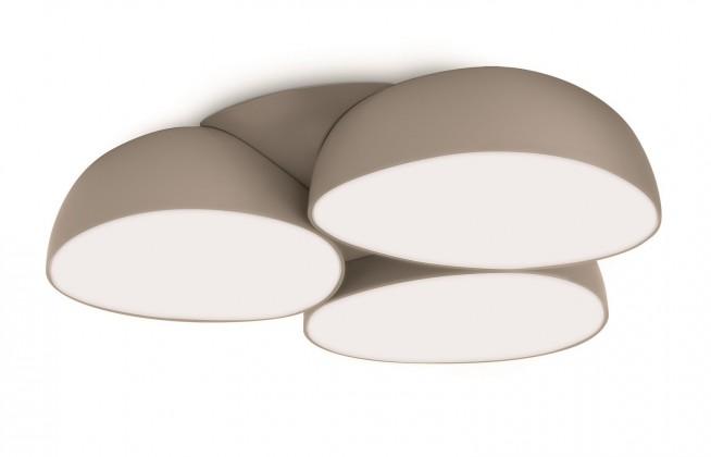 Mambo - Stropní osvětlení LED, 34,5cm (šedá)