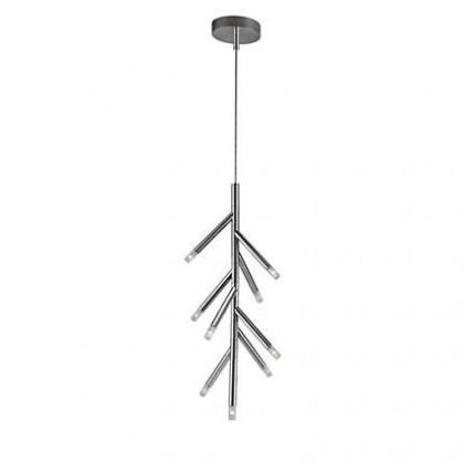 Mambo - Stropní osvětlení LED, 34,7cm (lesklý chrom)