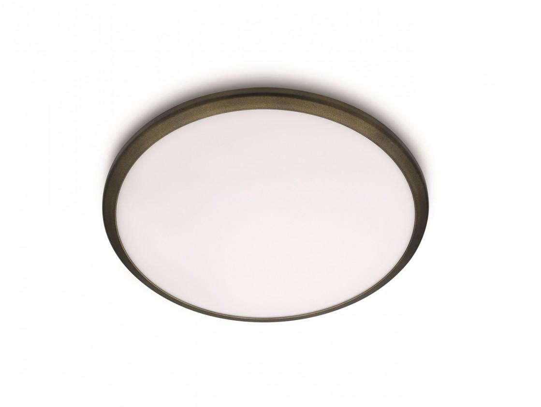 Mambo - Stropní osvětlení LED, 35,3cm (bronz)