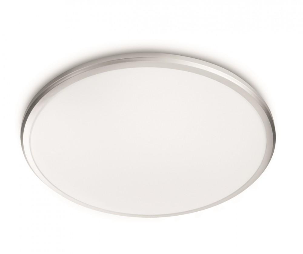 Mambo - Stropní osvětlení LED, 35cm (šedá, bílá)