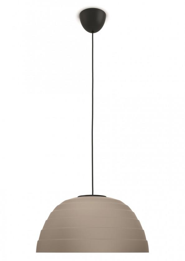 Mambo - Stropní osvětlení LED, 35cm (šedá)