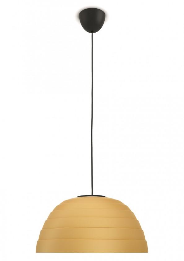 Mambo - Stropní osvětlení LED, 35cm (žlutá)