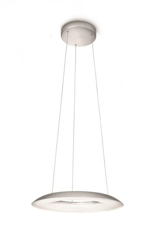 Mambo - Stropní osvětlení LED, 40x100x40 (hliník)