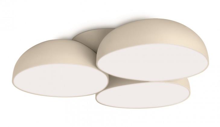 Mambo - Stropní osvětlení LED, 44,4cm (krémová)