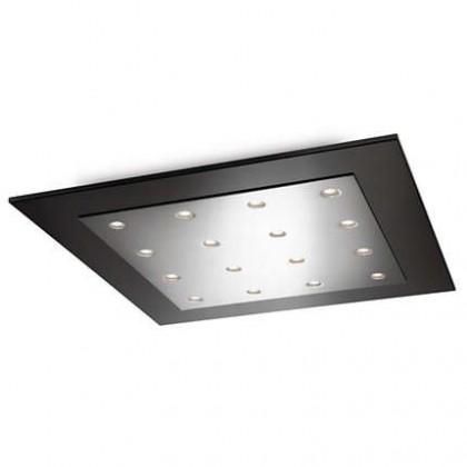 Mambo - Stropní osvětlení LED, 46cm (lesklý chrom)