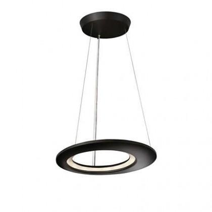 Mambo - Stropní osvětlení LED, 47,5cm (antracit černá)