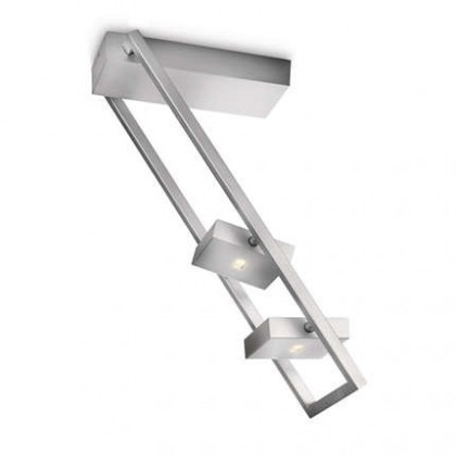 Mambo - Stropní osvětlení LED, 52,2cm (hliník)