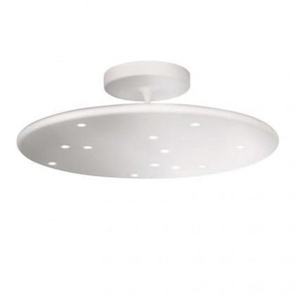Mambo - Stropní osvětlení LED, 54,6x16,6x35,3 (bílá)