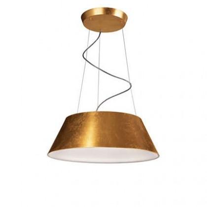 Mambo - Stropní osvětlení LED, 59,3cm (zlatá)