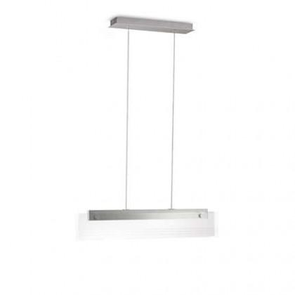 Mambo - Stropní osvětlení LED, 60cm (čirá)