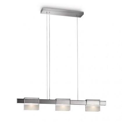 Mambo - Stropní osvětlení LED, 86,7cm (lesklý chrom)