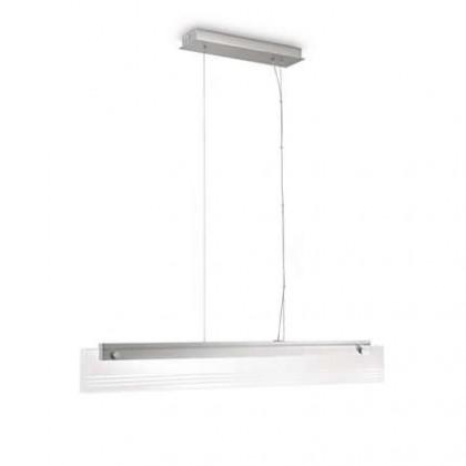 Mambo - Stropní osvětlení LED, 90cm (čirá)