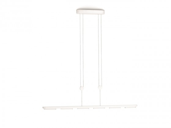 Mambo - Stropní osvětlení LED, 92,8cm (bíla)