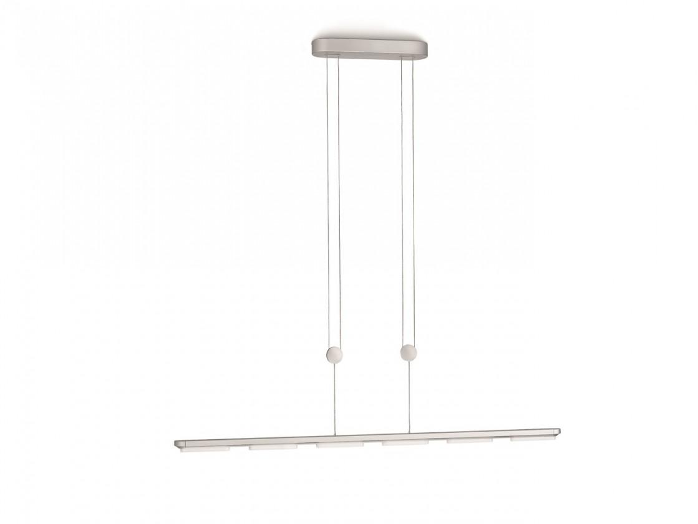 Mambo - Stropní osvětlení LED, 92,8cm (hliník)