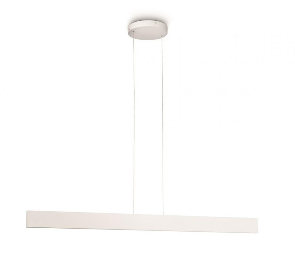 Mambo - Stropní osvětlení LED, 94,5cm (bílá)