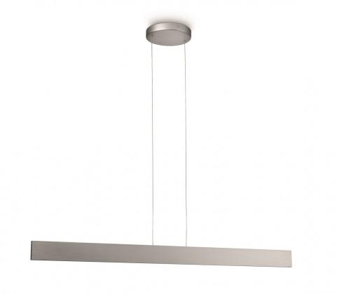 Mambo - Stropní osvětlení LED, 94,5cm (hliník)