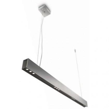 Mambo - Stropní osvětlení LED, 97,9cm (hliník)