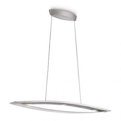 Mambo - Stropní osvětlení LED, 98,4cm (hliník)
