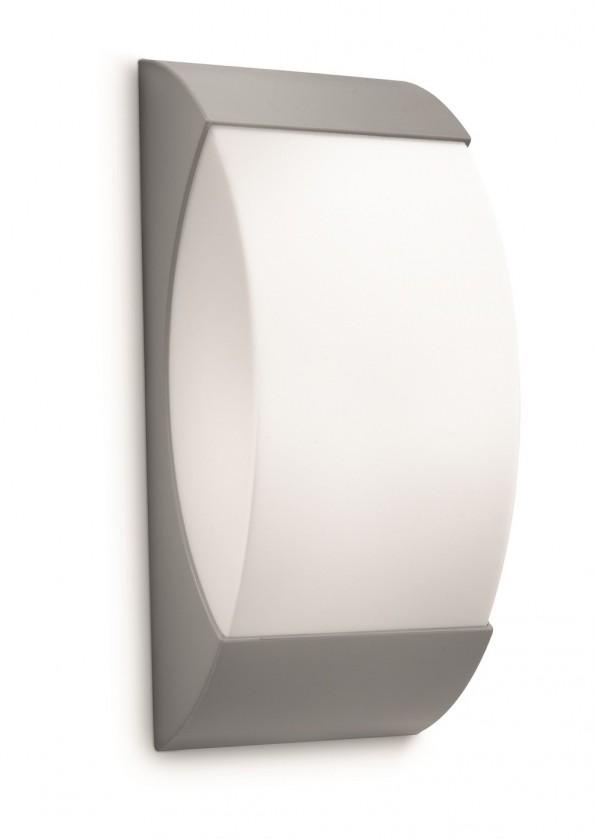 Mano - Venkovní osvětlení E 27, 11,4cm (šedá)