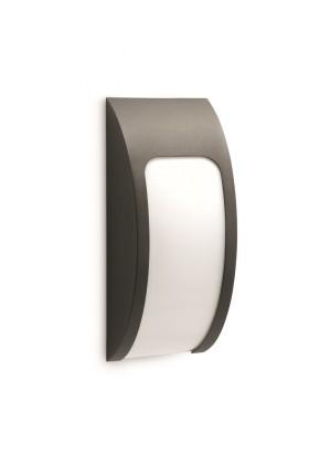 Mano - Venkovní osvětlení E 27, 12,7cm (antracit šedá)