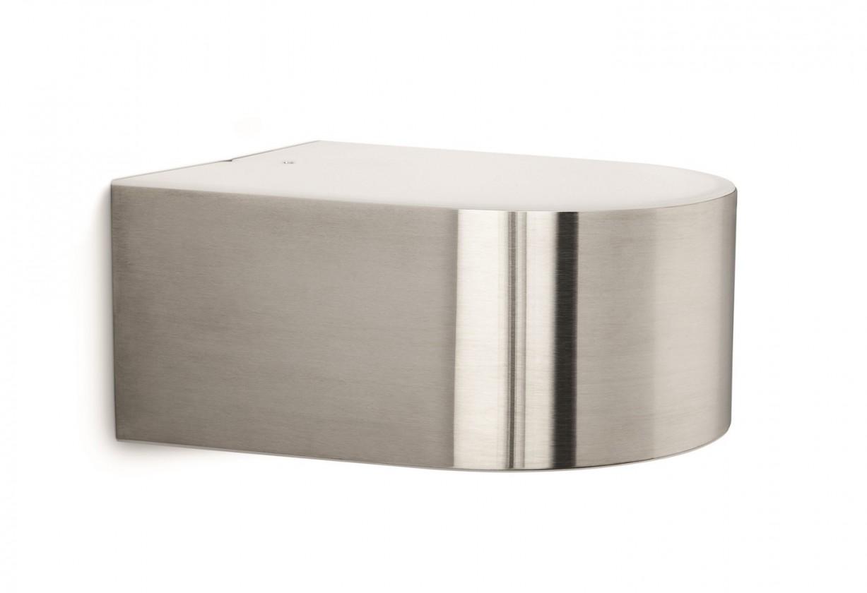 Mano - Venkovní osvětlení E 27, 14,2cm (nerezová ocel)