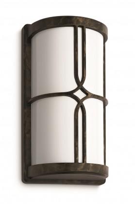 Mano - Venkovní osvětlení E 27, 14,6cm (zlatohnědá)