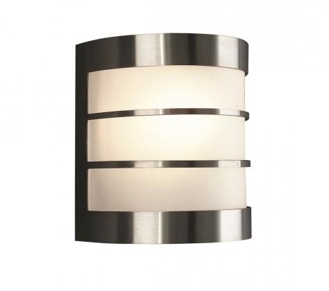 Mano - Venkovní osvětlení E 27, 14cm (nerez)