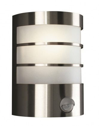 Mano - Venkovní osvětlení E 27, 14cm (šedá)