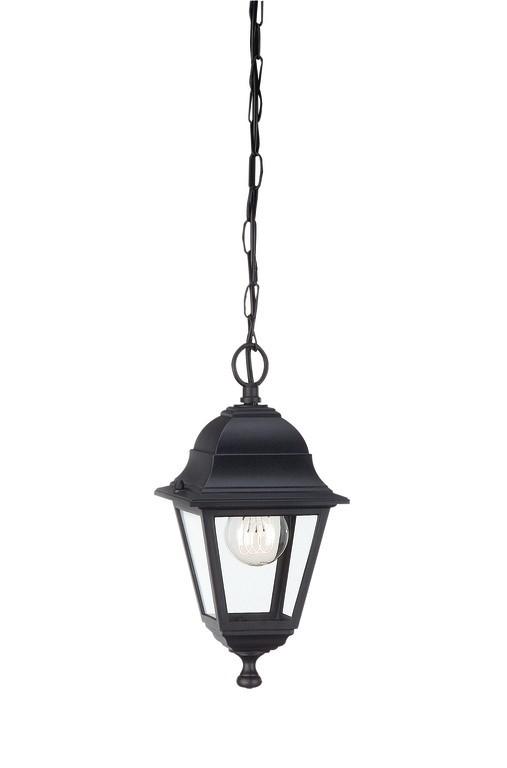 Mano - Venkovní osvětlení E 27, 15x29x15 (černá)