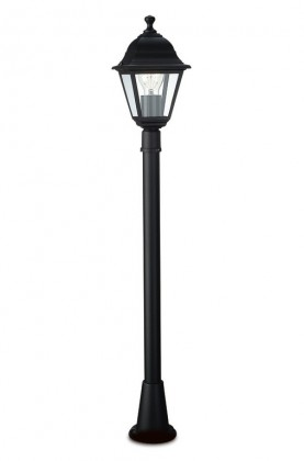 Mano - Venkovní osvětlení E 27, 15x81x15 (černá)