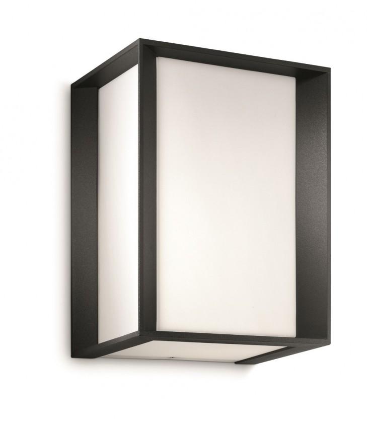 Mano - Venkovní osvětlení E 27, 16,1cm (antracit šedá)