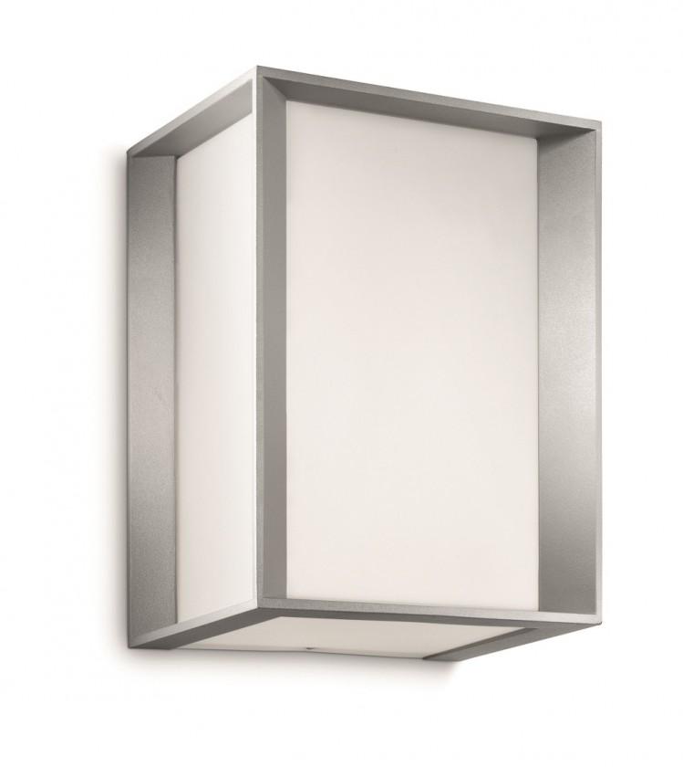 Mano - Venkovní osvětlení E 27, 16,1cm (šedá)