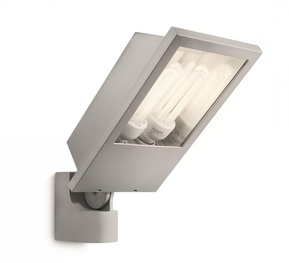 Mano - Venkovní osvětlení E 27, 16,6x40,2x9,8 (šedá)