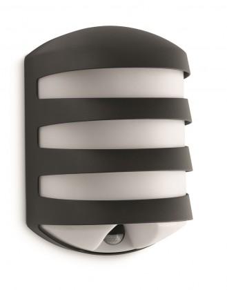 Mano - Venkovní osvětlení E 27, 16,9cm (antracit šedá)