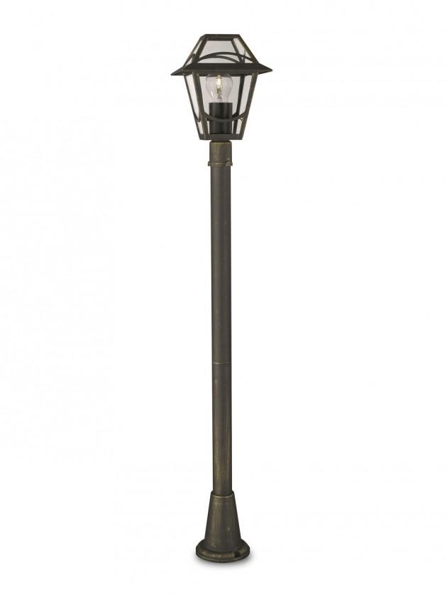 Mano - Venkovní osvětlení E 27, 17,3x106x17,3 (zlatá patina)