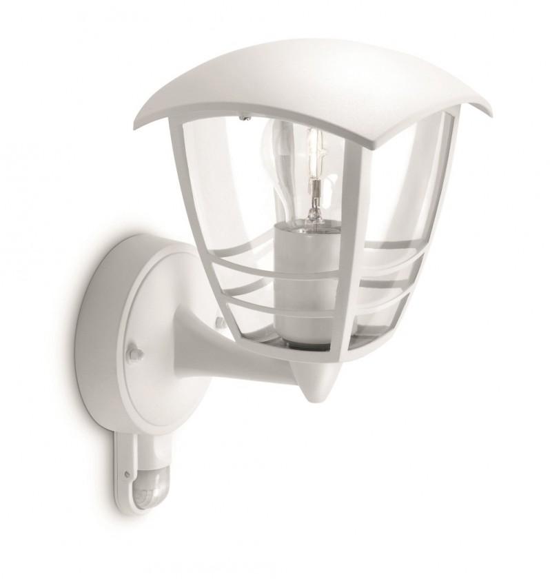 Mano - Venkovní osvětlení E 27, 17,5cm (bílá)