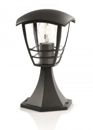 Mano - Venkovní osvětlení E 27, 17,5x30x17,5 (černá)