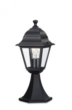 Mano - Venkovní osvětlení E 27, 17,5x40x17,5 (černá)