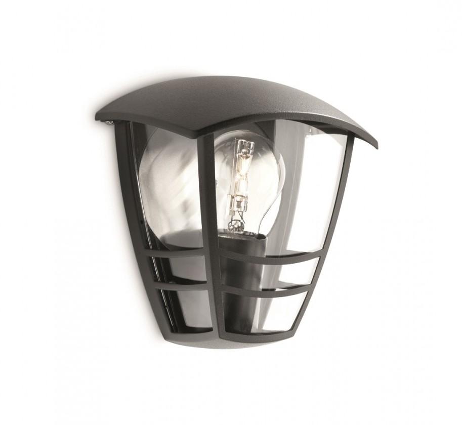 Mano - Venkovní osvětlení E 27, 18cm (černá)