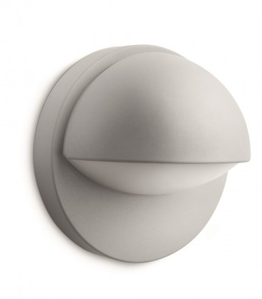 Mano - Venkovní osvětlení E 27, 19,5cm (šedá)